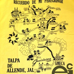 Black Ink Print on Daisy Gildan Ultra Cotton 2000 T-shirt